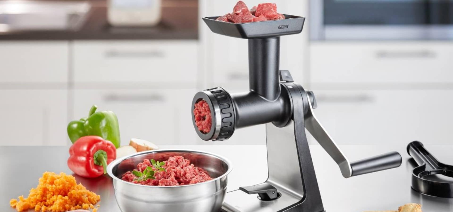 Owning a meat grinder