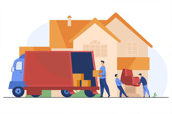 Look in the Moving Company